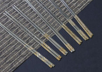 Wholesale sell stainless steel chopstick chinese chopstick CS01