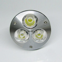 Wholesale Mr16 Cw - Hot Sale!!Bulb MR16 GU10 E27, high brightness LED Lamp Save Power 3*1, 3W ,WW CW,40pcs Lot