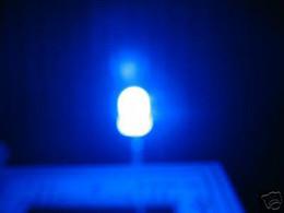 2019 lâmpada difusa led 50x 3mm azul led, branco lente difusa luz de natal promoção do dia das bruxas mergulho smt lâmpada lâmpada difusa led barato