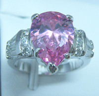 Free Shipping PERFECT EXQUISITE NATURAL 4. 0CT PINK SAPPHIRE ...