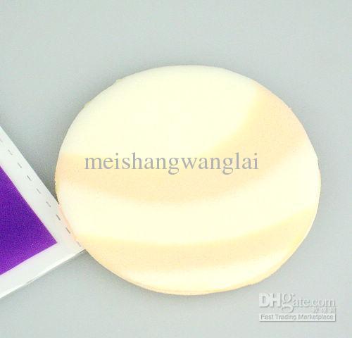 Soft Make Up Songe Face Powder Puff Facial Face Sponge Makeup Cosmentix Powder Puff Color SBR-S01