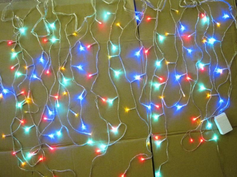 Cheap Christmas Decorating Lights 100 Led 10m Color Changing Led ...
