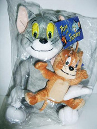 "Wholesale Soft Toy Tom - 100% Brand New Tom and Jerry 12"" Plush Doll Soft Toy"