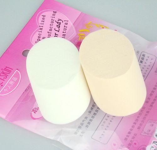 32 / NR maquillaje suave Songe Face Powder Puff Facial Cara Esponja maquillaje Cosmentix Powder Puff CY2