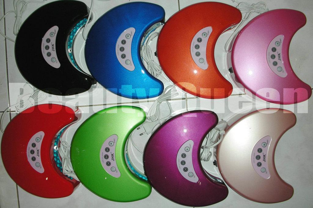2011 nouvelle arrivée marque 12 W Nail Art LED lampe de polymérisation en gel UV pour LED UV gel professionnel Salon