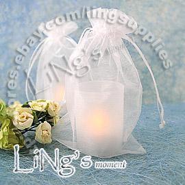 Бесплатная доставка-100 шт. Черный 10*15 см Sheer органзы мешок свадьбы пользу подарок мешок мешок-горячие продать