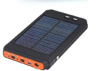Wholesale Mp3 Chager - LED 16000mah solar chager for laptop ,notebook and mobile phone+Ultrasonic drive midge function