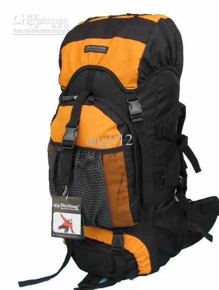 Hot Sport Backpack Hiking Bag Travelling Bag Climbing ...