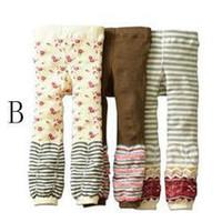 Wholesale New Nissen Leggings - NISSEN baby pants baby leggings boys' pants NEW children's trouses girls' tights babies pant FF09