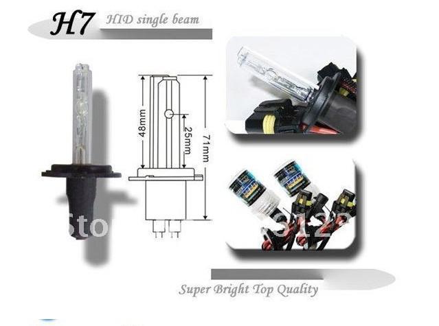Automobile Headlight Xenon HID Conversion Kit 12V DC 35W H7 4300K-12000K Car Hid Xenon Kit hid Blub Lamp Slim ballast auto headlamp