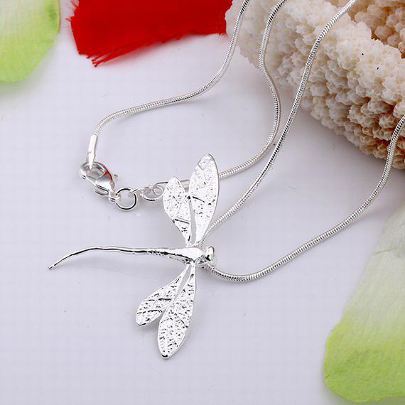 Groothandel - detailhandel laagste prijs kerstcadeau 925 zilveren mode-sieraden gratis verzending ketting BN076