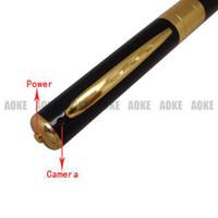 Wholesale Spy Camera Pen Hd 4g - wholesale ! 4GB Hidden HD SPY Video Camera Recorder DV CAM PEN mini DV 1280*960 30fps