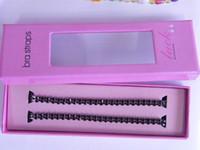Wholesale China Wholesale Bras - bra strap jewelry bra strap rhinestones bra strap double row bra strap 2color mixed 12pcs per lot