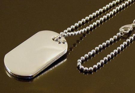 Commercio all'ingrosso - Collana d'argento N97 di trasporto libero dei monili d'argento di modo del regalo di Natale di prezzi più bassi di vendita al dettaglio