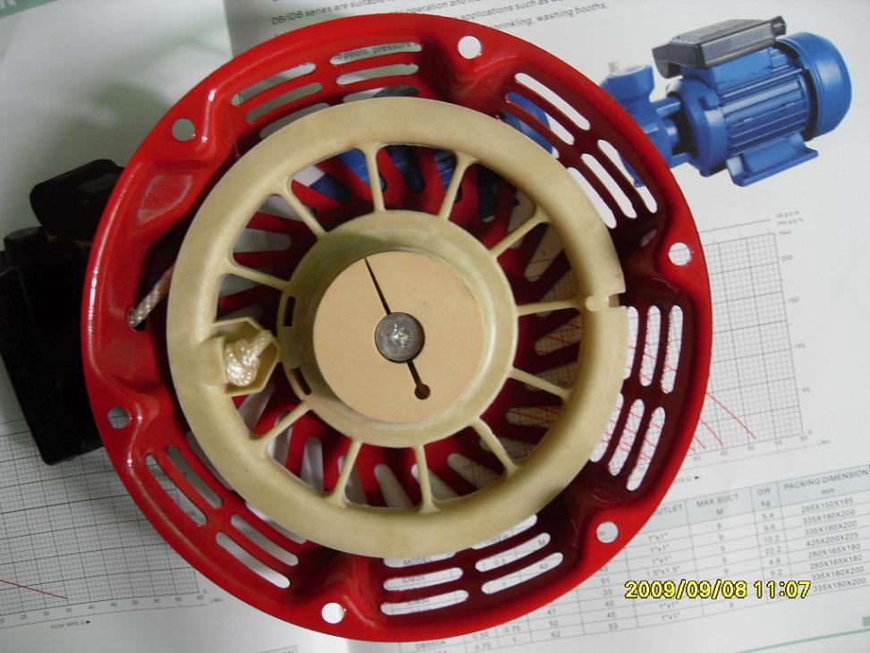 2кВт по GX160 168F генератор газолина двигателя ручной стартер Ассамблея 2кВт 2.5 кВт запчасти