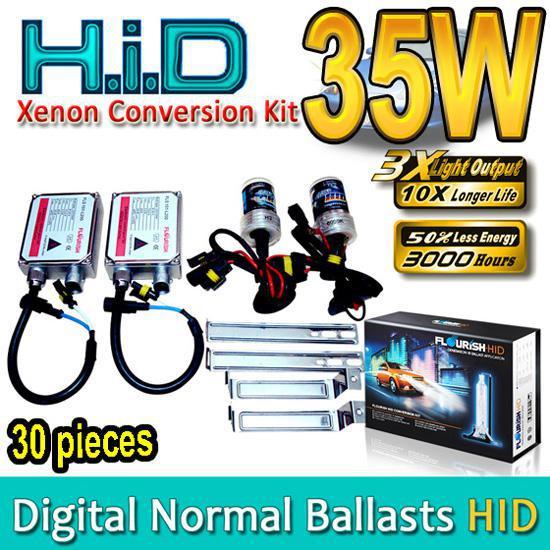 40 zestawów HID ksenonowe zestawy konwersji H1 H3 H3 H7 H8 H9 H11 H13 H3 HB3 HB4 HB5 9004 9005 9006 9007 Oryginalne prawidłowe stateczniki 35 W wysokiej jakości