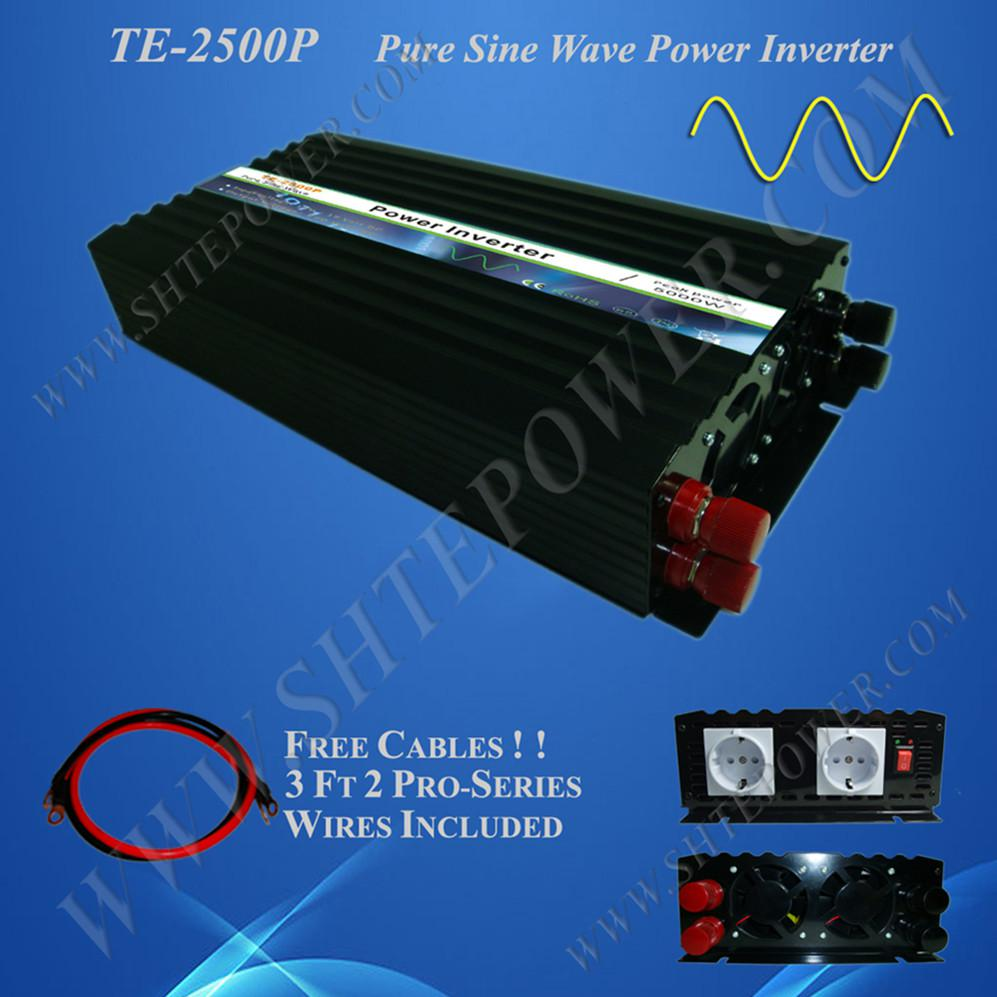 Manufacturer Sell 2500w True Sine Wave Power Inverter Dc 24v To Ac Pure On 5000w 120v Invertor 2000w 3000w From Dcacinverter 33647