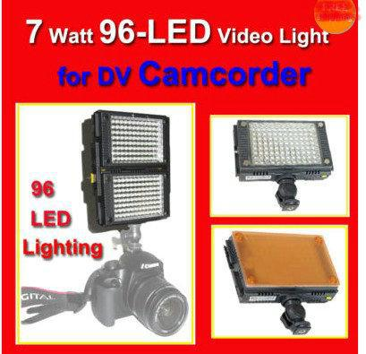 2019 HDV Z96 LED Video Light For DV Camcorder Lighting,DV LED Light,DV Lamp  Camcorder Lighting Diffuser From Shinystore88, $44 33   DHgate Com