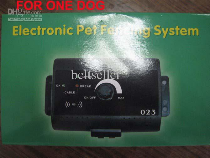 FOR ONE DOG PET FENCING SYSTEM WIRELESS PET FENCE