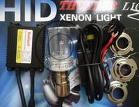 Wholesale Hid Xenon H6 Kit - 12V 35W BI-XENON HID H6 6000K DC 35w Motorcycles Conversion Kit H6 Hi Lo P15d-25-1 H L P15d-25-2 H L P15d-25-3 H L H4-3 H L S2 BA20D