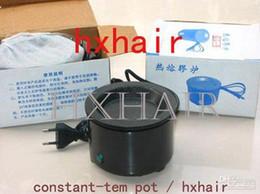 Wholesale Extension Glue Pots - 10pcs Constant Temperature Glue Pot   Extension Hair Tools