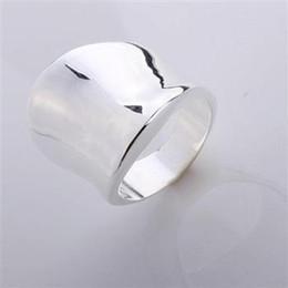 Venta al por mayor - Regalo de Navidad al por menor del precio bajo, envío libre, nuevo anillo de plata 925 de la manera R52