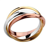Wholesale Retail lowest price Christmas gift new silver fashion Ring R58