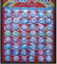 Wholesale Amusement Toys - Fashion Badges Badge Pin 105pc Random Lot F0 NEW Dia 2.5cm Amusement Toys