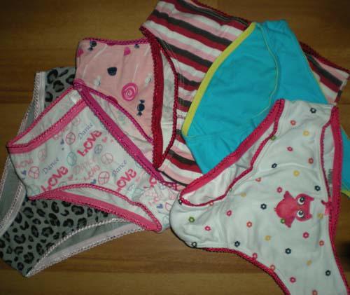 2017 100% Cotton Girls Underwear Panty Panties Boys Underwear ...