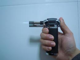 Refillable Soldering Light Gun Jet U0026 Open Flame Welding Torch High  Temperature Kitchen Butane Lighter LT1104 19#