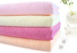 Wholesale Microfiber Absorbent Hair Towels - Wholesale 30cm*60cm Microfiber cleaning cloth Towel , Strong absorbent, multipurpose
