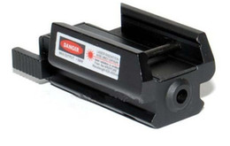 Base di supporto tessitore online-Base da 20mm per guida su guida ridotta con mirino laser rosso Dot BK 100% buona qualità