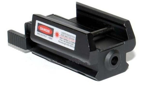 20mm Short Weaver Rail Base Mount with Red Dot Laser Sight BK 100% good qulity