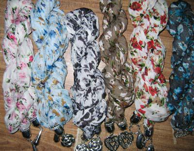 Brink marki biżuteria szalik moda biżuteria szyja szaliki 14 sztuk / partia # 1583