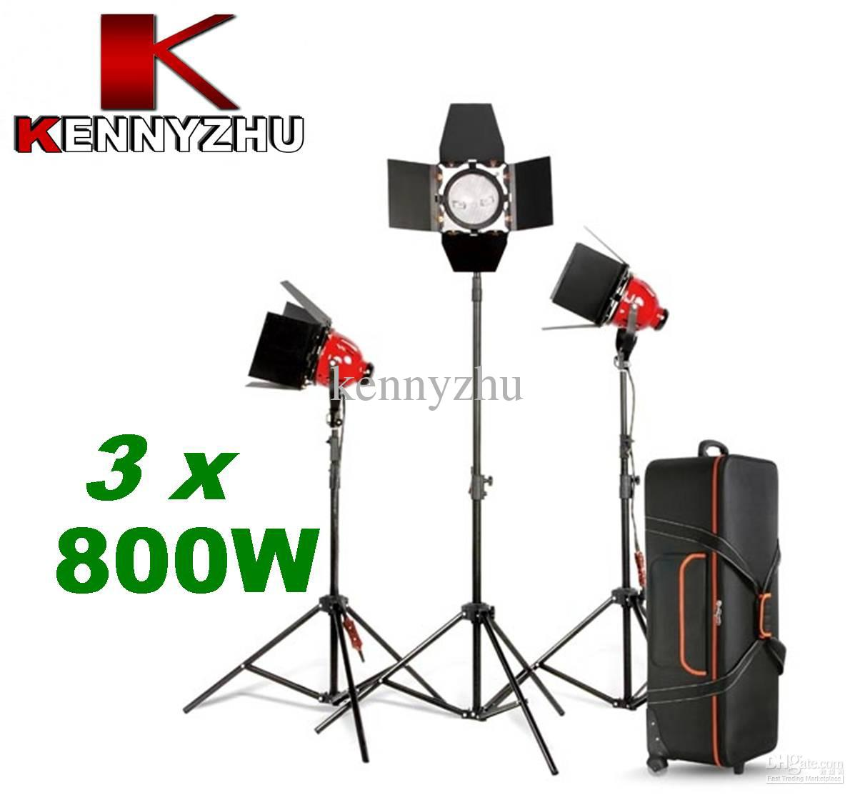 Photo Video Studio Continuous Lighting Kit Red Head Spot Light 3 X 800W Focusable With Stand + Bag Studio Lighting Kit Light Stand Online with $339.59/Piece ...  sc 1 st  DHgate.com & Photo Video Studio Continuous Lighting Kit Red Head Spot Light 3 X ... azcodes.com