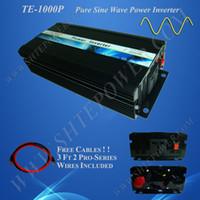 Wholesale 1kw Pure Sine Wave Inverter - 1kw Solar power inverter dc 12v to ac 230v, 1000w pure sine wave solar inverter