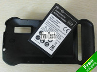 Wholesale Photon 4g - For Motorola Photon 4g MB855 Extended Battery + Back Cover door for Photon 4g 3500mAh 20pc  lot