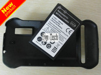 Wholesale Photon 4g - Extended Battery + Back Cover For Motorola Photon 4g MB855 for Photon 4g 3500mAh 10pc  lot