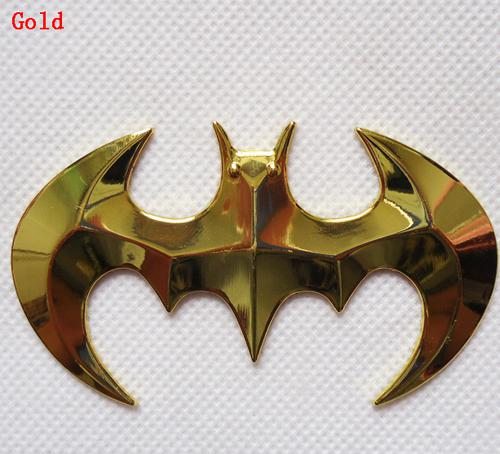 Car Stickers Stickers For Car 3D Stereo Car Decal Bumper Sticker on car Sticker Batman Begins
