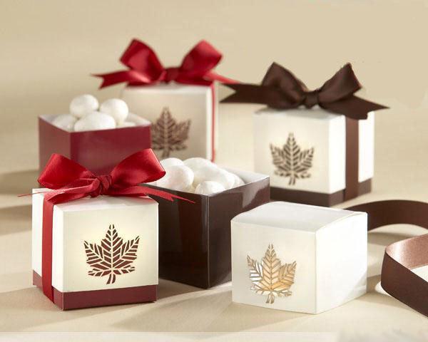 Gratis Verzending-Wholesale-50 Stks Roze Kerstfeest Gunst Doos Geschenkdoos Candy Box Decor-Hot Sell