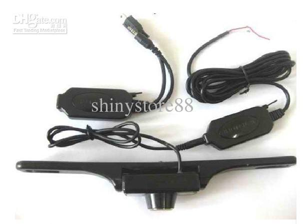 2.4G wireless car rearview camera parking camera Backup Camera Night Vision Resolution: 380 TV lines