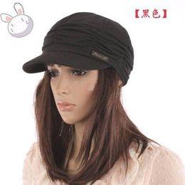 Wholesale Ladies Newsboy Hats Grey - Womens lady hat hats cap caps Womens Accessories Slouchy Beanie fashion hat 20pcs lot Women hats