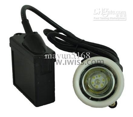 Kl6lm Led Mining Lamp6ah 4000lx 500times Rechargeable