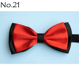 Gray Bowties Canada - bowties tie knots men's ties men ties neck ties bow tie men bow ties men's ties wholesale ties