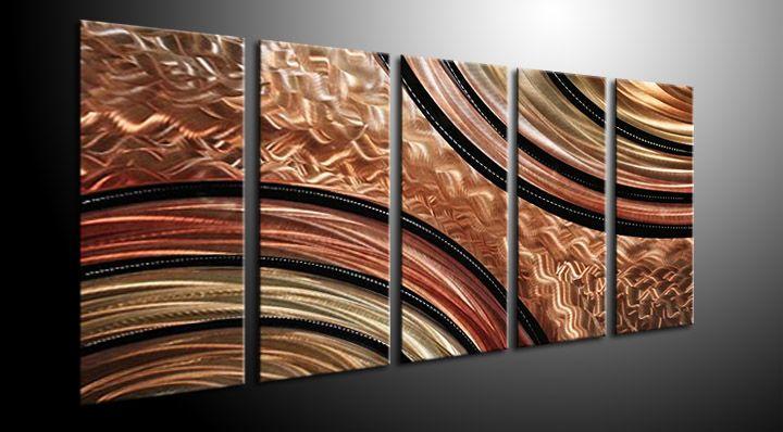 Металлическая стена Искусство Абстрактная современная скульптура Домашний декор Современный Огромный Взрыв Оригинальное металлическое искусство 1