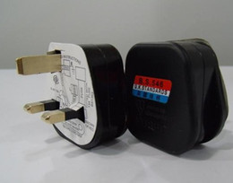 Canada vente en gros 13A UK plug BS cablage 20pcs / lot BSI Offre