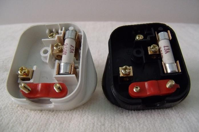 Partihandel 13A UK Plug BS Wiring Pluggar BSI /
