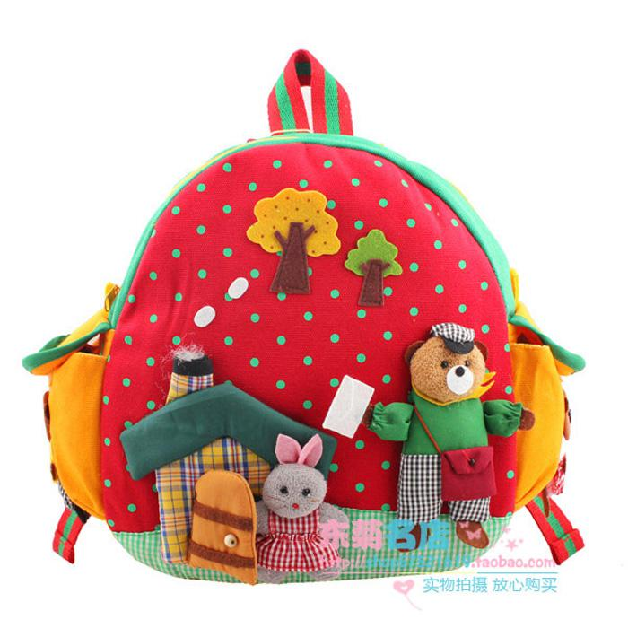 New Children S Backpacks Baby Kids Handmade Backpack