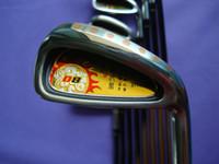 Wholesale Grenda Irons - Right hand 2011 Grenda D8 golf irons set (3---9#,pw,sw)graphite shaft