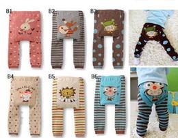 Wholesale Busha Baby Tights - 30pcs lot BABY PP Pants,Busha PP pants,Baby tight shorts,Baby toddler pants Leggings